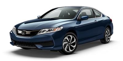 2016 Honda Accord Coupe LX-S dark exterior