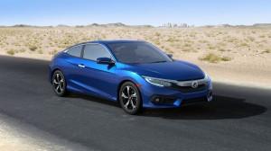 2016 Honda Civic Coupe Touring