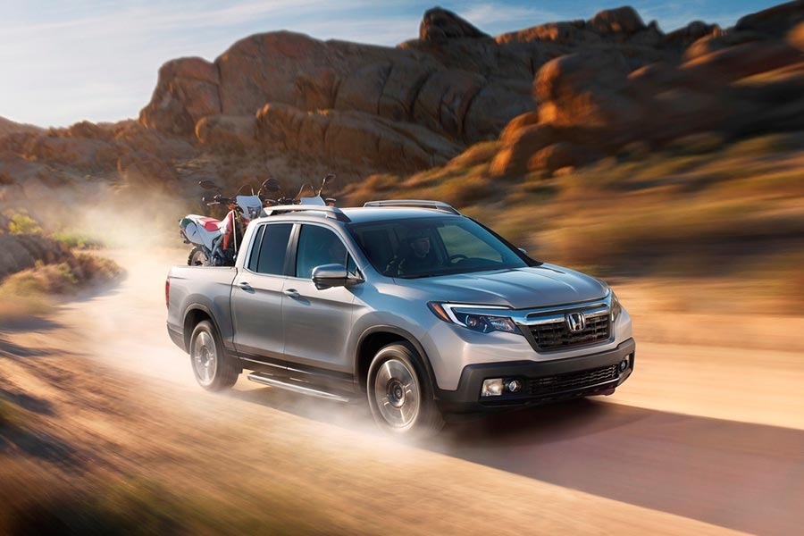 2017 Honda Ridgeline Power