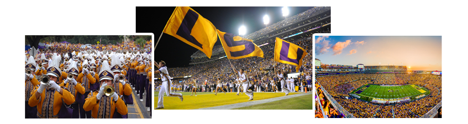 LSU Richards Honda Tailgate