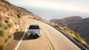 2017 Toyota Camry Highway