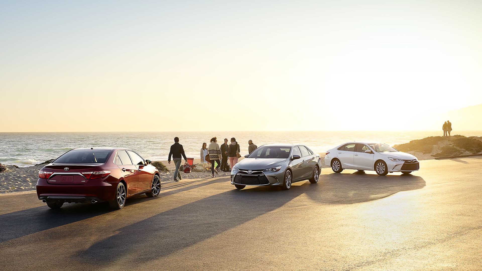 2017 Toyota Camry Ocean
