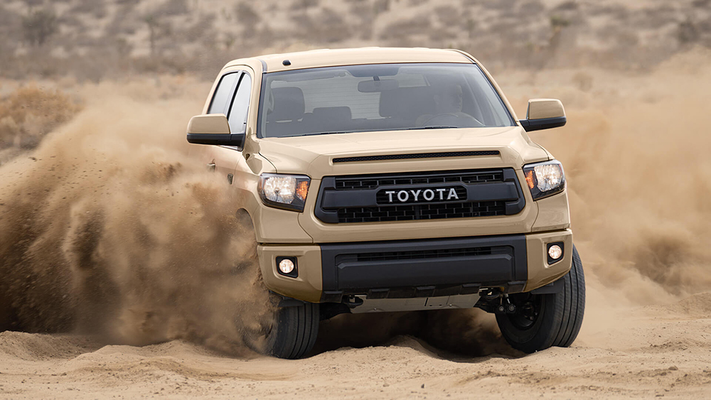 2017 Toyota Tundra Mpg >> Tow Up To 10 500 Lbs With The 2017 Toyota Tundra