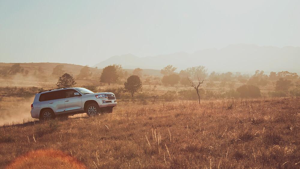 2017 Toyota Land Cruiser Prairie