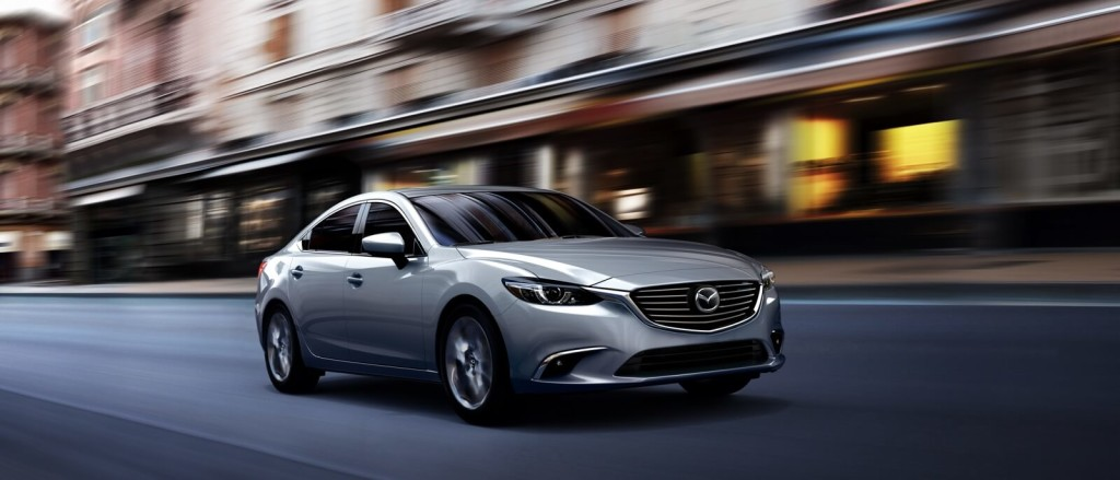 2016 mazda6 touring mid range trim level tracy mazda. Black Bedroom Furniture Sets. Home Design Ideas