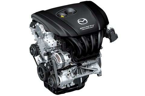 SKYACTIV-G Gasoline Engine