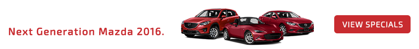 2016 Mazda Vehicles