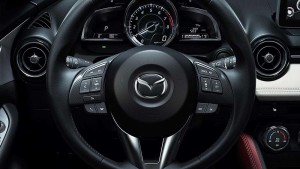 2017 Mazda CX3 Steering Wheel
