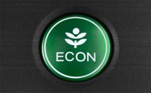 2015 Honda Civic Econ button