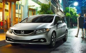 2015 Honda Civic Sleek Style