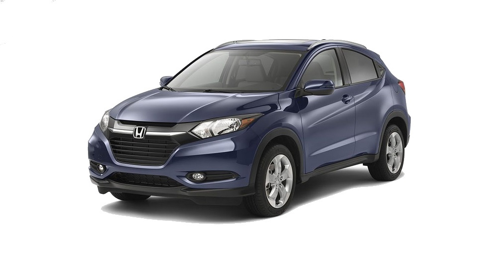 2016 Honda HR-V price