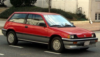 Third Generation Civic