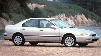 Fifth Generation Honda Accord