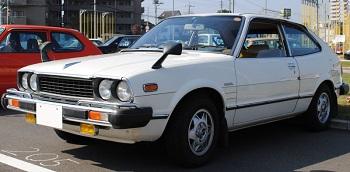 First Generation Honda Accord