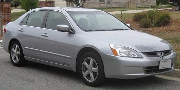 Seventh Generation Honda Accord