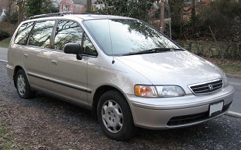 First Generation - 1998 Honda Odyssey