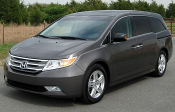 Fourth Generation - 2011 Honda Odyssey