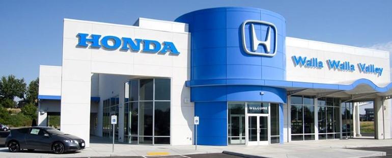 Walla-Walla-Valley-Honda-Dealership