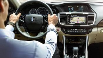 2016 Honda Accord Sedan Navigation