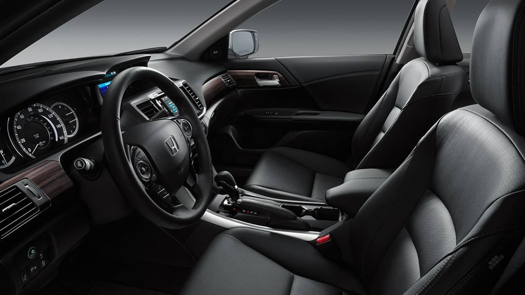 2016 Honda Accord Sedan White