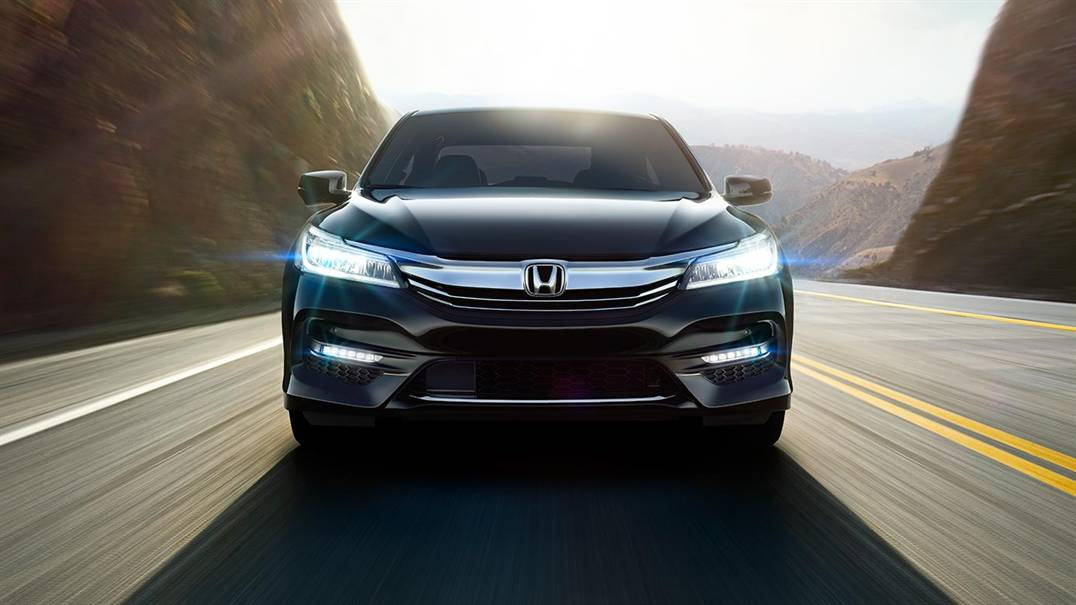 2016 Honda Accord Sedan