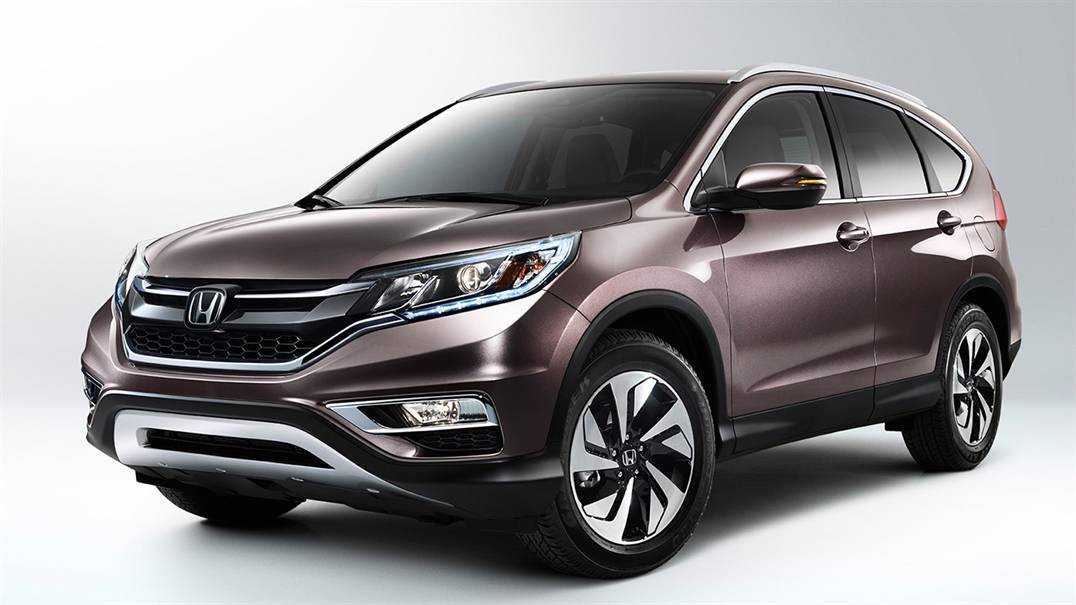 2016 Honda CR V Price