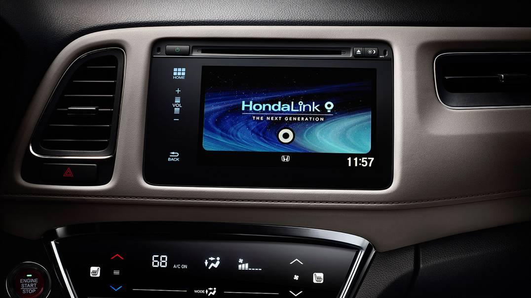 2016 Honda HR-V HondaLink