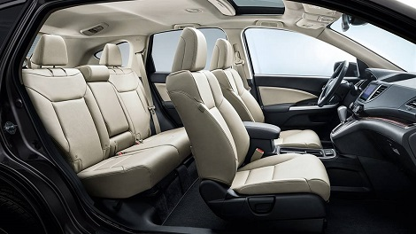 2016 Honda CR-V Seats