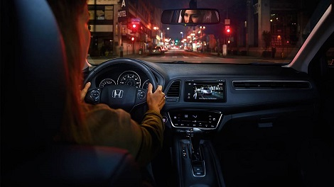 2016 Honda HR-V Interior
