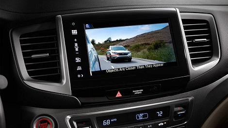 2016 Honda Pilot Rearview Camera