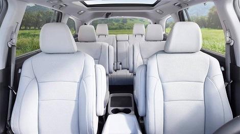 2016 Honda Pilot Seats