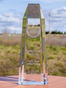 President Award 2015