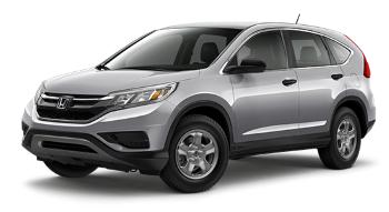 2016 Honda CR-V LX (Custom)