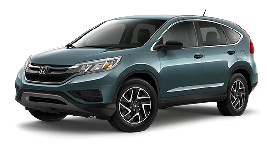 2016 Honda CR-V SE Mountain Air Metallic