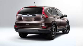 2016 Honda CR-V SE Rear (Custom)