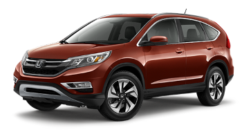 2016 Honda CR-V Touring (Custom)
